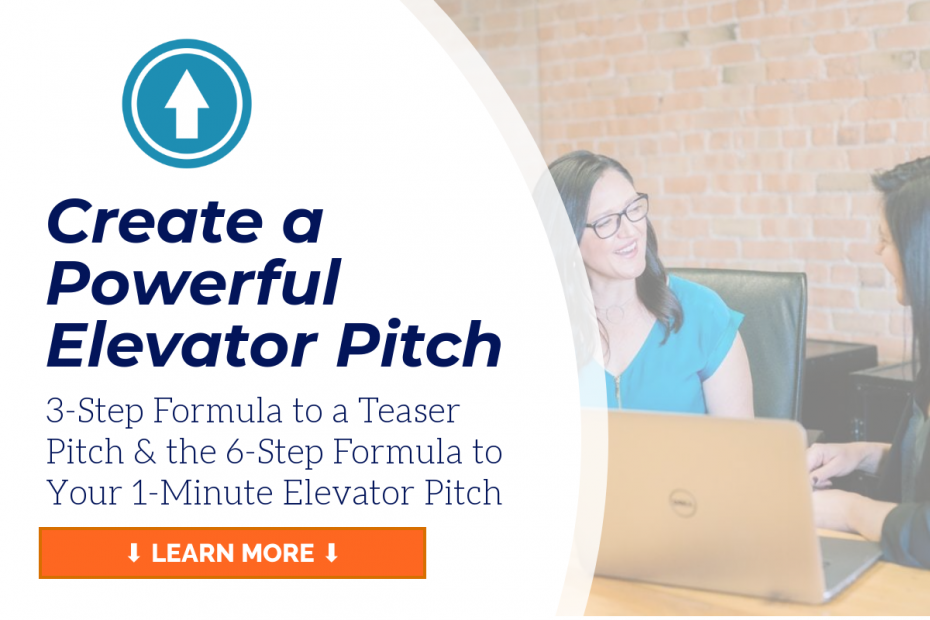 Create a Powerful Elevator Pitch for Your Life-Coaching Business